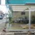 ショーウィンドウ大板ガラスAfter