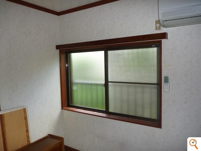 内窓設置工事Before