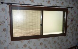 内窓設置工事After