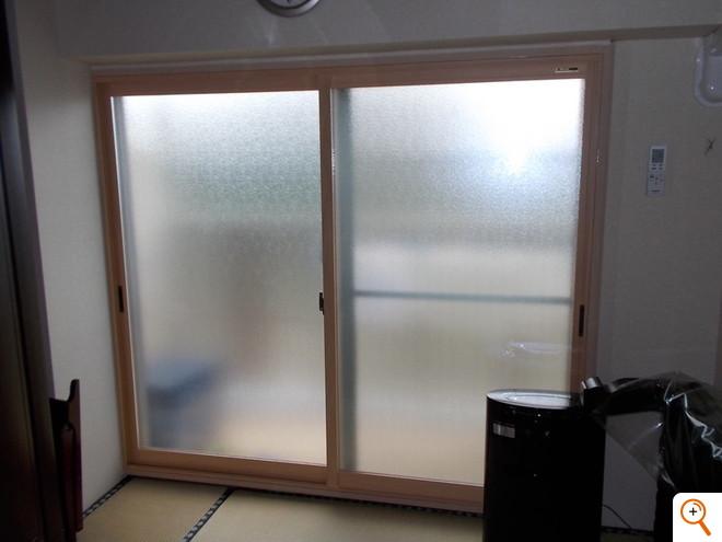 YKKAP内窓プラマードU施工後