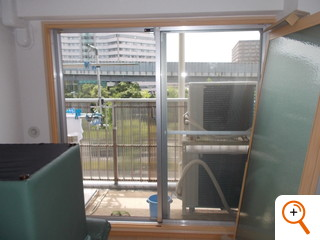 YKKAP内窓プラマードU施工前
