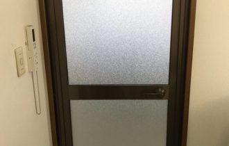 浴室開き戸ドア