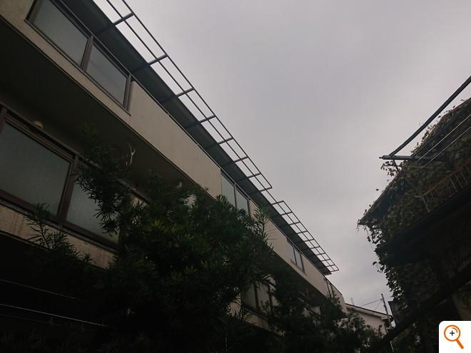 テラス屋根材交換工事